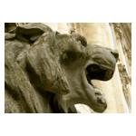 OSZK-oroszlán
