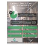 A könyvtárak válaszai az újranyitásra - infografika